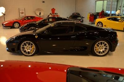 Used 2004 Ferrari 360 Challenge Stradale Used 2004 Ferrari 360 Challenge Stradale for sale Sold at Cauley Ferrari in West Bloomfield MI 9