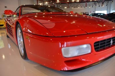 Used 1992 Ferrari 512 TR Used 1992 Ferrari 512 TR for sale Sold at Cauley Ferrari in West Bloomfield MI 10