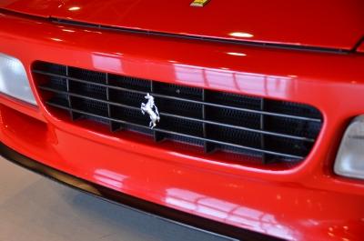 Used 1992 Ferrari 512 TR Used 1992 Ferrari 512 TR for sale Sold at Cauley Ferrari in West Bloomfield MI 12