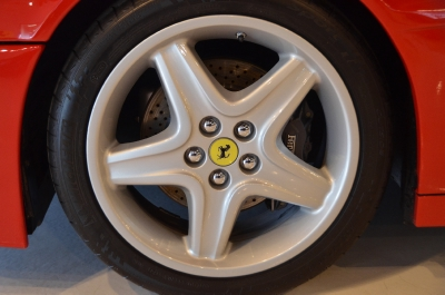 Used 1992 Ferrari 512 TR Used 1992 Ferrari 512 TR for sale Sold at Cauley Ferrari in West Bloomfield MI 13
