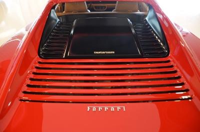 Used 1992 Ferrari 512 TR Used 1992 Ferrari 512 TR for sale Sold at Cauley Ferrari in West Bloomfield MI 18