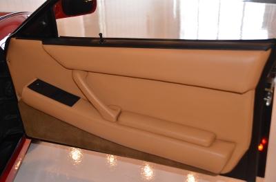 Used 1992 Ferrari 512 TR Used 1992 Ferrari 512 TR for sale Sold at Cauley Ferrari in West Bloomfield MI 39