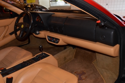 Used 1992 Ferrari 512 TR Used 1992 Ferrari 512 TR for sale Sold at Cauley Ferrari in West Bloomfield MI 40