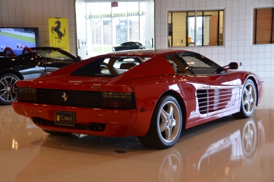 Used 1992 Ferrari 512 TR Used 1992 Ferrari 512 TR for sale Sold at Cauley Ferrari in West Bloomfield MI 6