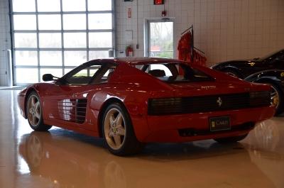 Used 1992 Ferrari 512 TR Used 1992 Ferrari 512 TR for sale Sold at Cauley Ferrari in West Bloomfield MI 8