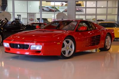 Used 1992 Ferrari 512 TR Used 1992 Ferrari 512 TR for sale Sold at Cauley Ferrari in West Bloomfield MI 1