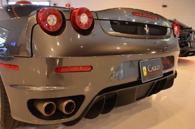 Used 2005 Ferrari F430 F1 Spider Used 2005 Ferrari F430 F1 Spider for sale Sold at Cauley Ferrari in West Bloomfield MI 12