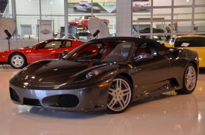 Used 2005 Ferrari F430 F1 Spider Used 2005 Ferrari F430 F1 Spider for sale Sold at Cauley Ferrari in West Bloomfield MI 13