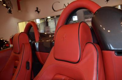 Used 2005 Ferrari F430 F1 Spider Used 2005 Ferrari F430 F1 Spider for sale Sold at Cauley Ferrari in West Bloomfield MI 25