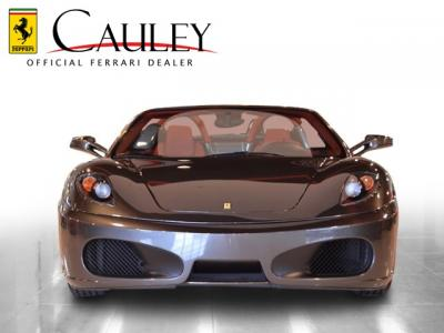 Used 2005 Ferrari F430 F1 Spider Used 2005 Ferrari F430 F1 Spider for sale Sold at Cauley Ferrari in West Bloomfield MI 3
