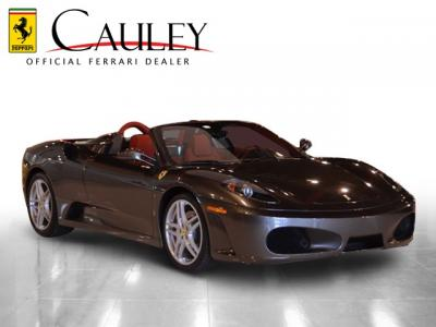 Used 2005 Ferrari F430 F1 Spider Used 2005 Ferrari F430 F1 Spider for sale Sold at Cauley Ferrari in West Bloomfield MI 4