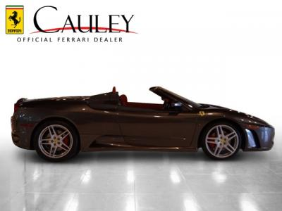 Used 2005 Ferrari F430 F1 Spider Used 2005 Ferrari F430 F1 Spider for sale Sold at Cauley Ferrari in West Bloomfield MI 5