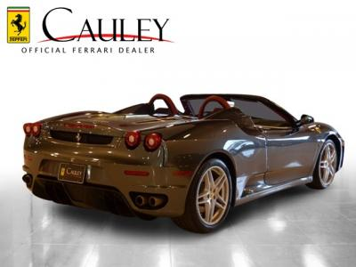 Used 2005 Ferrari F430 F1 Spider Used 2005 Ferrari F430 F1 Spider for sale Sold at Cauley Ferrari in West Bloomfield MI 6