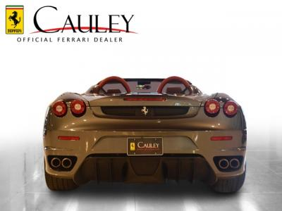 Used 2005 Ferrari F430 F1 Spider Used 2005 Ferrari F430 F1 Spider for sale Sold at Cauley Ferrari in West Bloomfield MI 7