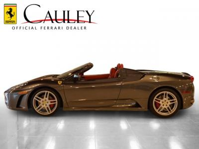 Used 2005 Ferrari F430 F1 Spider Used 2005 Ferrari F430 F1 Spider for sale Sold at Cauley Ferrari in West Bloomfield MI 9