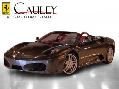 Used 2005 Ferrari F430 F1 Spider Used 2005 Ferrari F430 F1 Spider for sale Sold at Cauley Ferrari in West Bloomfield MI 1