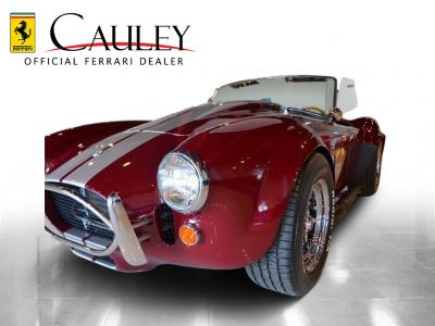 Used 1966 Shelby Cobra 427 Replica Used 1966 Shelby Cobra 427 Replica for sale Sold at Cauley Ferrari in West Bloomfield MI 11