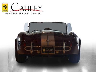 Used 1966 Shelby Cobra 427 Replica Used 1966 Shelby Cobra 427 Replica for sale Sold at Cauley Ferrari in West Bloomfield MI 7