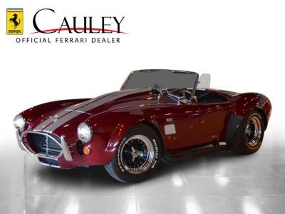 Used 1966 Shelby Cobra 427 Replica Used 1966 Shelby Cobra 427 Replica for sale Sold at Cauley Ferrari in West Bloomfield MI 1