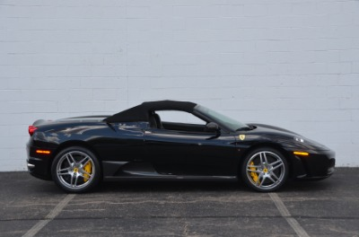 Used 2008 Ferrari F430 F1 Spider Used 2008 Ferrari F430 F1 Spider for sale Sold at Cauley Ferrari in West Bloomfield MI 17