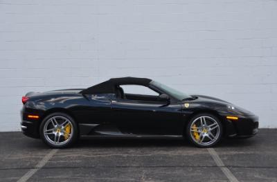 Used 2008 Ferrari F430 Spider F1 Spider Used 2008 Ferrari F430 Spider F1 Spider for sale Sold at Cauley Ferrari in West Bloomfield MI 17