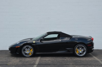 Used 2008 Ferrari F430 F1 Spider Used 2008 Ferrari F430 F1 Spider for sale Sold at Cauley Ferrari in West Bloomfield MI 21