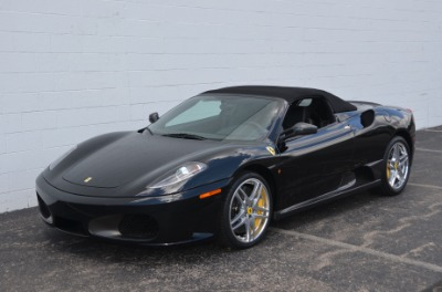 Used 2008 Ferrari F430 F1 Spider Used 2008 Ferrari F430 F1 Spider for sale Sold at Cauley Ferrari in West Bloomfield MI 22