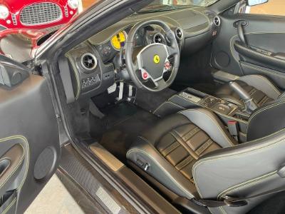 Used 2008 Ferrari F430 Spider F1 Spider Used 2008 Ferrari F430 Spider F1 Spider for sale Sold at Cauley Ferrari in West Bloomfield MI 26