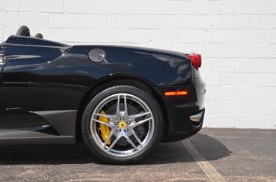 Used 2008 Ferrari F430 Spider F1 Spider Used 2008 Ferrari F430 Spider F1 Spider for sale Sold at Cauley Ferrari in West Bloomfield MI 71