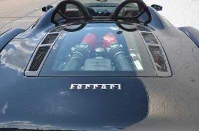 Used 2008 Ferrari F430 Spider F1 Spider Used 2008 Ferrari F430 Spider F1 Spider for sale Sold at Cauley Ferrari in West Bloomfield MI 74