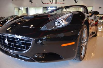 Used 2012 Ferrari California Used 2012 Ferrari California for sale Sold at Cauley Ferrari in West Bloomfield MI 11