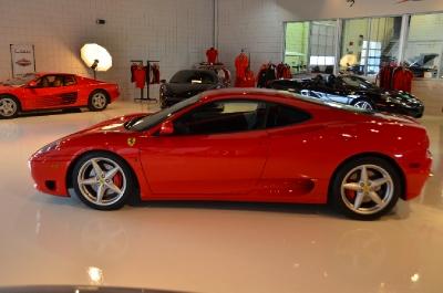 Used 2004 Ferrari 360 Modena Used 2004 Ferrari 360 Modena for sale Sold at Cauley Ferrari in West Bloomfield MI 10