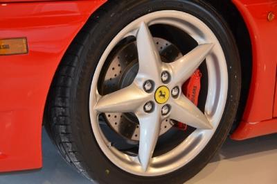 Used 2004 Ferrari 360 Modena Used 2004 Ferrari 360 Modena for sale Sold at Cauley Ferrari in West Bloomfield MI 12