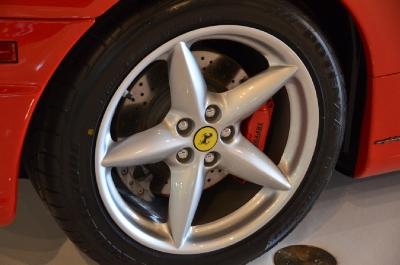 Used 2004 Ferrari 360 Modena Used 2004 Ferrari 360 Modena for sale Sold at Cauley Ferrari in West Bloomfield MI 14