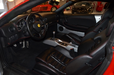 Used 2004 Ferrari 360 Modena Used 2004 Ferrari 360 Modena for sale Sold at Cauley Ferrari in West Bloomfield MI 23