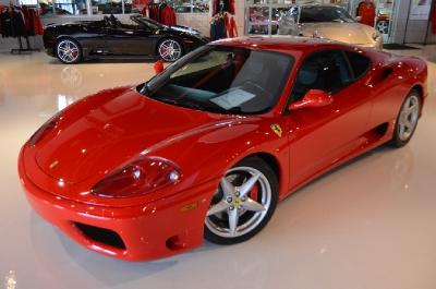 Used 2004 Ferrari 360 Modena Used 2004 Ferrari 360 Modena for sale Sold at Cauley Ferrari in West Bloomfield MI 3