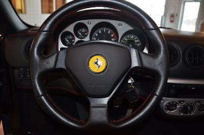 Used 2004 Ferrari 360 Modena Used 2004 Ferrari 360 Modena for sale Sold at Cauley Ferrari in West Bloomfield MI 30