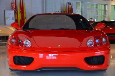 Used 2004 Ferrari 360 Modena Used 2004 Ferrari 360 Modena for sale Sold at Cauley Ferrari in West Bloomfield MI 4