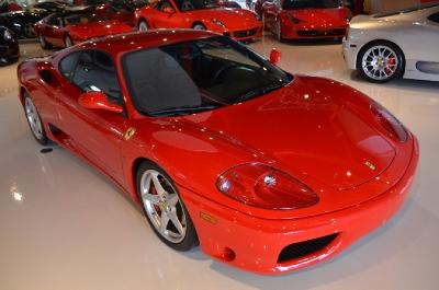 Used 2004 Ferrari 360 Modena Used 2004 Ferrari 360 Modena for sale Sold at Cauley Ferrari in West Bloomfield MI 5