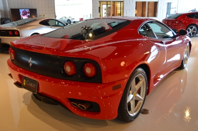 Used 2004 Ferrari 360 Modena Used 2004 Ferrari 360 Modena for sale Sold at Cauley Ferrari in West Bloomfield MI 7