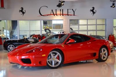 Used 2004 Ferrari 360 Modena Used 2004 Ferrari 360 Modena for sale Sold at Cauley Ferrari in West Bloomfield MI 1
