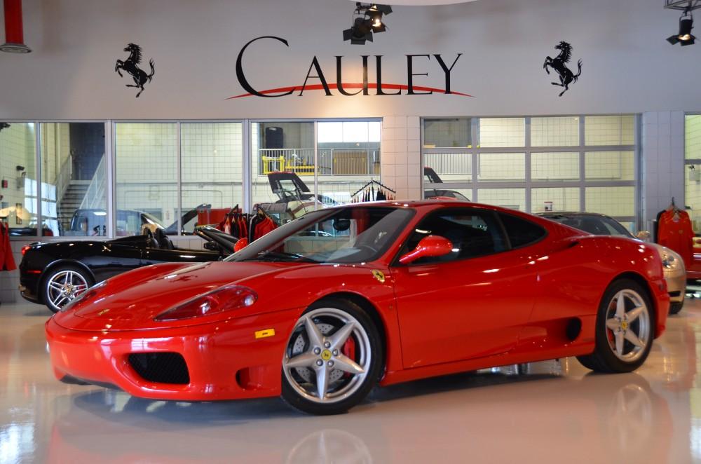 Used 2004 Ferrari 360 Modena