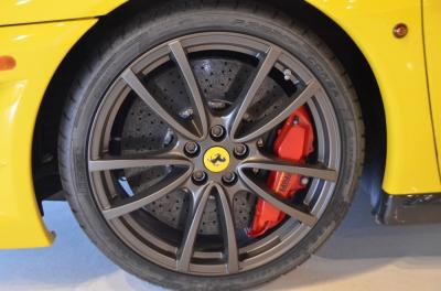 Used 2009 Ferrari F430 Scuderia 16M Used 2009 Ferrari F430 Scuderia 16M for sale Sold at Cauley Ferrari in West Bloomfield MI 13