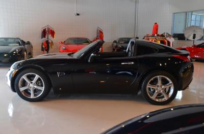 Used 2009 Pontiac Solstice GXP Used 2009 Pontiac Solstice GXP for sale Sold at Cauley Ferrari in West Bloomfield MI 11