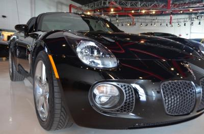 Used 2009 Pontiac Solstice GXP Used 2009 Pontiac Solstice GXP for sale Sold at Cauley Ferrari in West Bloomfield MI 12