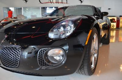 Used 2009 Pontiac Solstice GXP Used 2009 Pontiac Solstice GXP for sale Sold at Cauley Ferrari in West Bloomfield MI 13