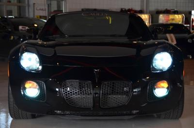 Used 2009 Pontiac Solstice GXP Used 2009 Pontiac Solstice GXP for sale Sold at Cauley Ferrari in West Bloomfield MI 19