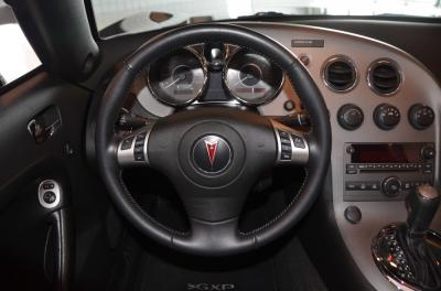 Used 2009 Pontiac Solstice GXP Used 2009 Pontiac Solstice GXP for sale Sold at Cauley Ferrari in West Bloomfield MI 25