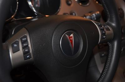 Used 2009 Pontiac Solstice GXP Used 2009 Pontiac Solstice GXP for sale Sold at Cauley Ferrari in West Bloomfield MI 26