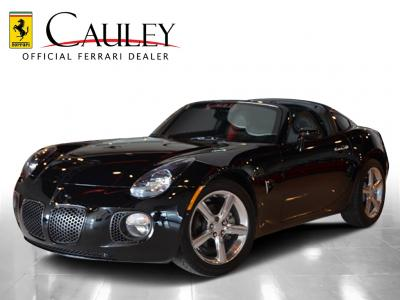 Used 2009 Pontiac Solstice GXP Used 2009 Pontiac Solstice GXP for sale Sold at Cauley Ferrari in West Bloomfield MI 3